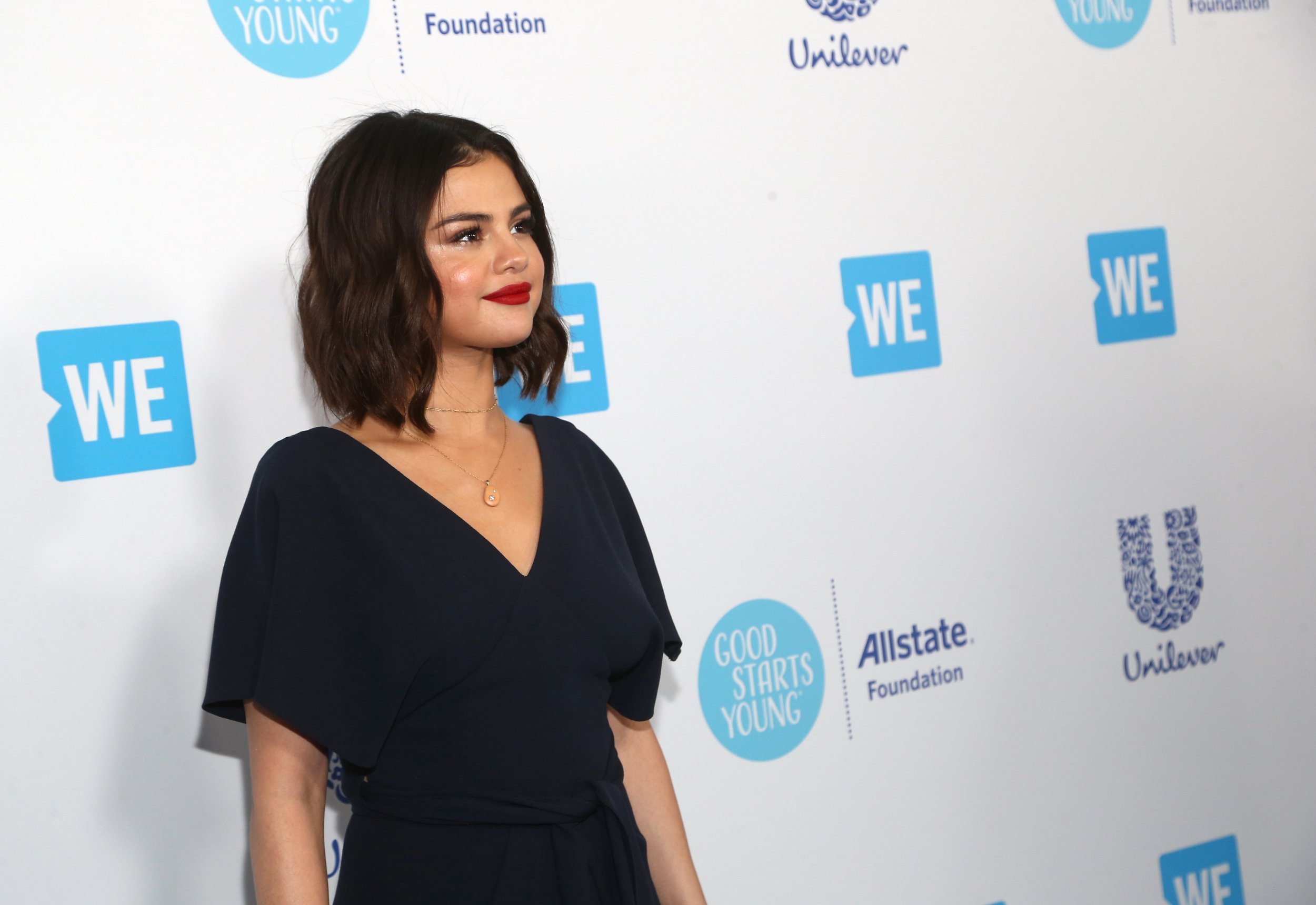 Selena Gomez's New Coach Ad Surfaces Amid Rehab Stint