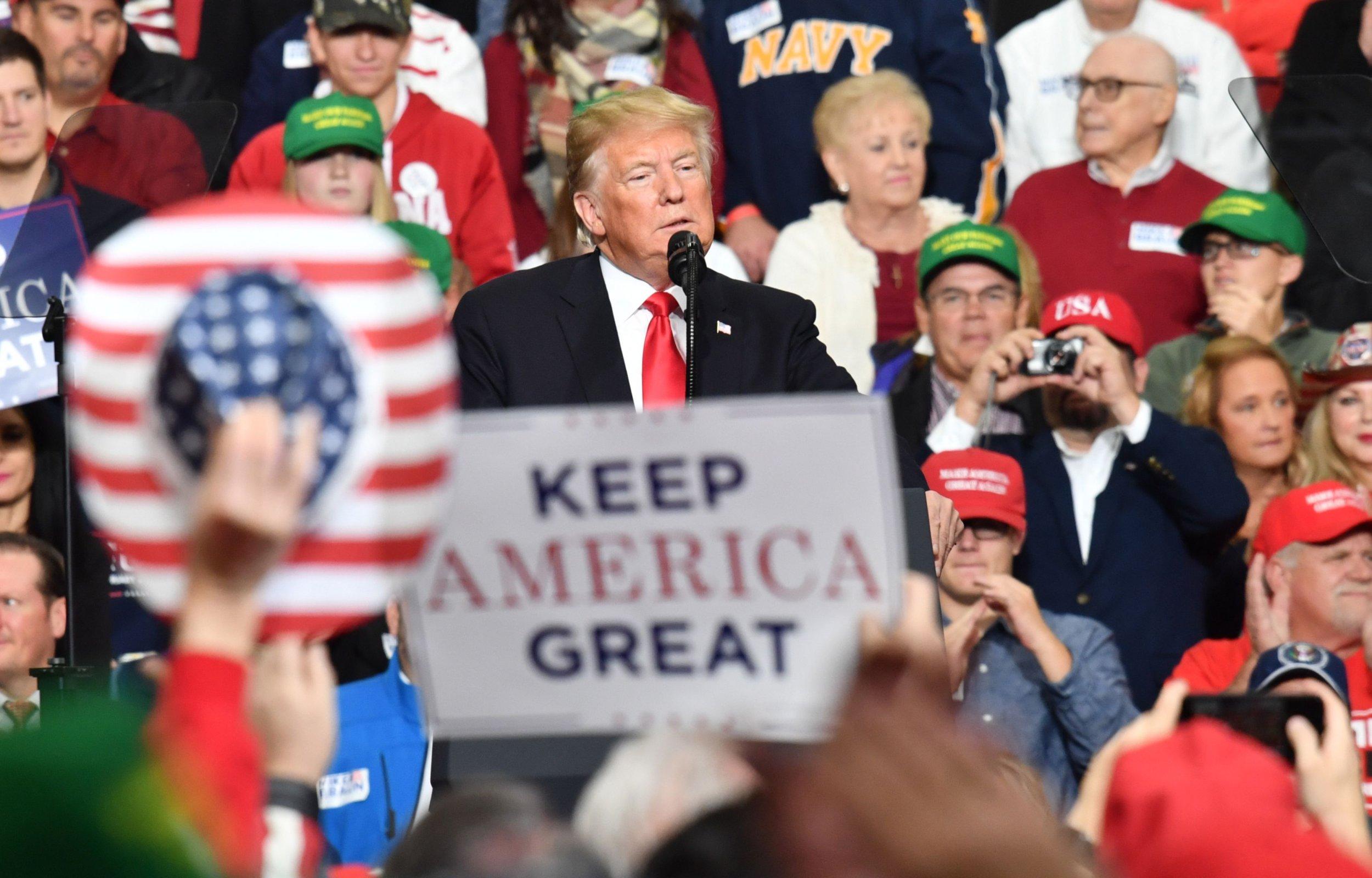 donald trump impeached, 2018 midterm elections