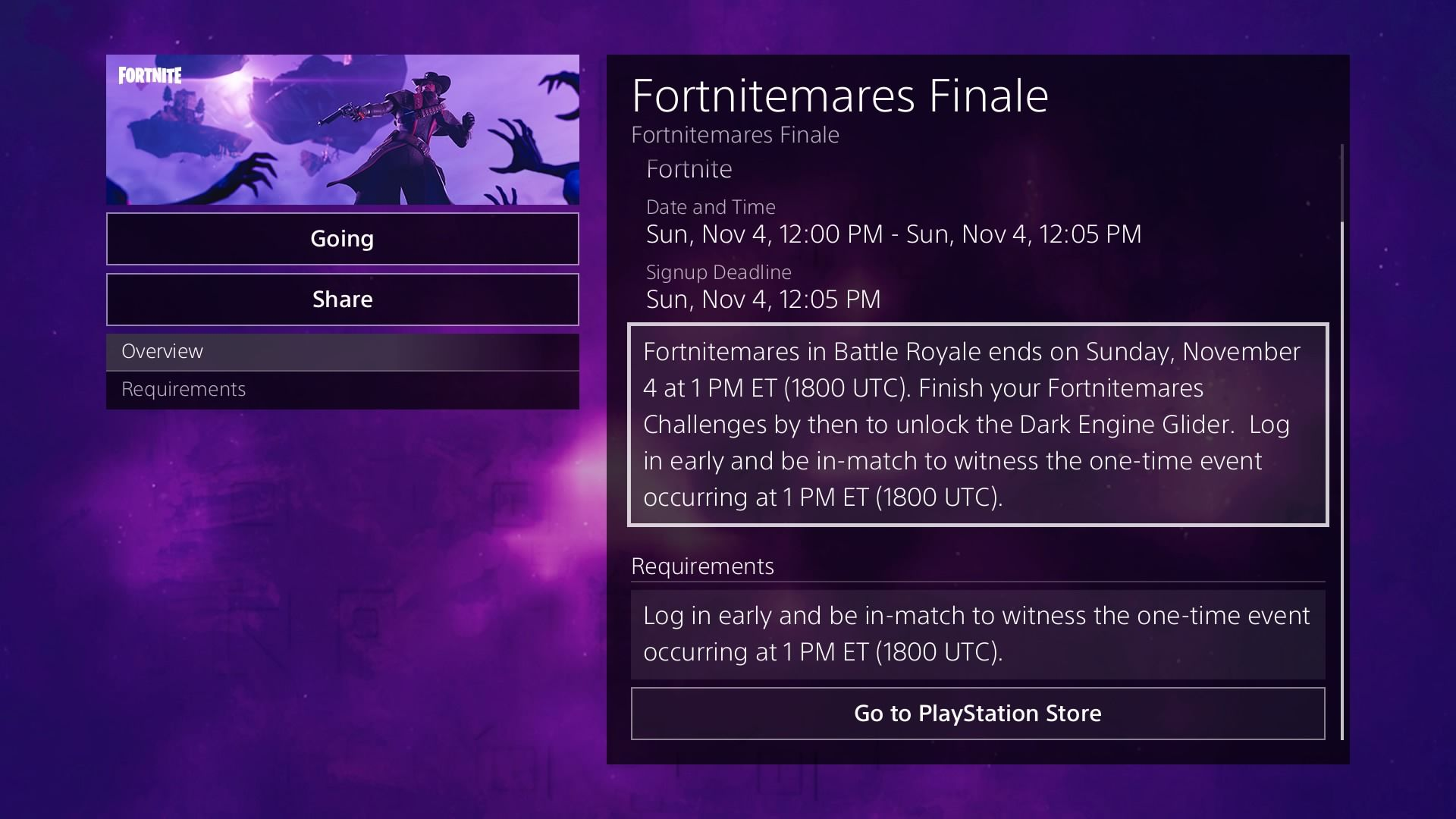 Fortnite Fortnitemares Finale Butterfly Event Tomorrow Start Time - fortnitemares finale event