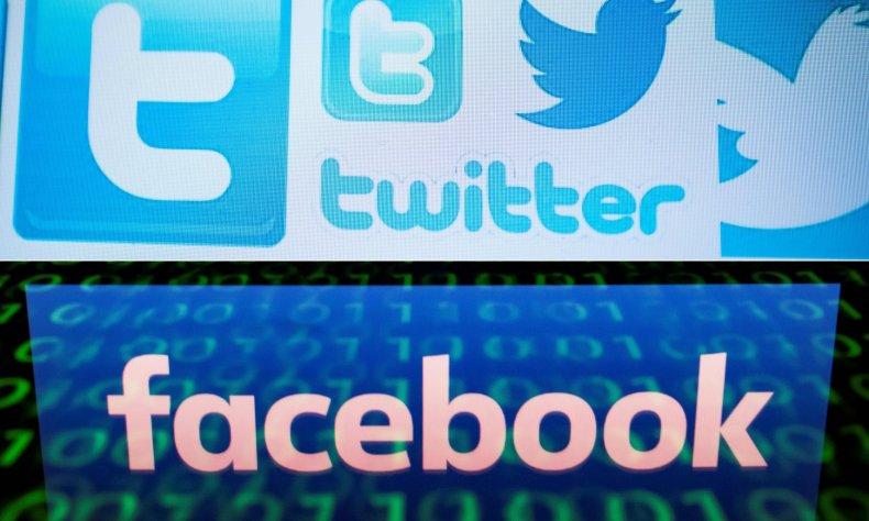 facebook, twitter junk news