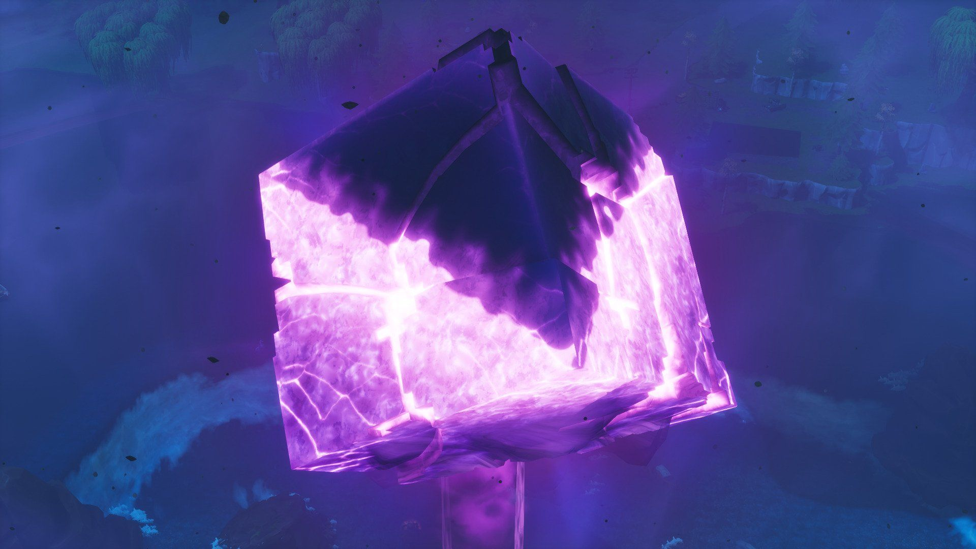 Fortnite' Fortnitemares Cube Event Kills Kevin, Adds Islands to Loot
