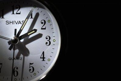 clock face DST