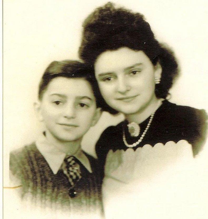 rachel and leon malmed trump holocaust hitler