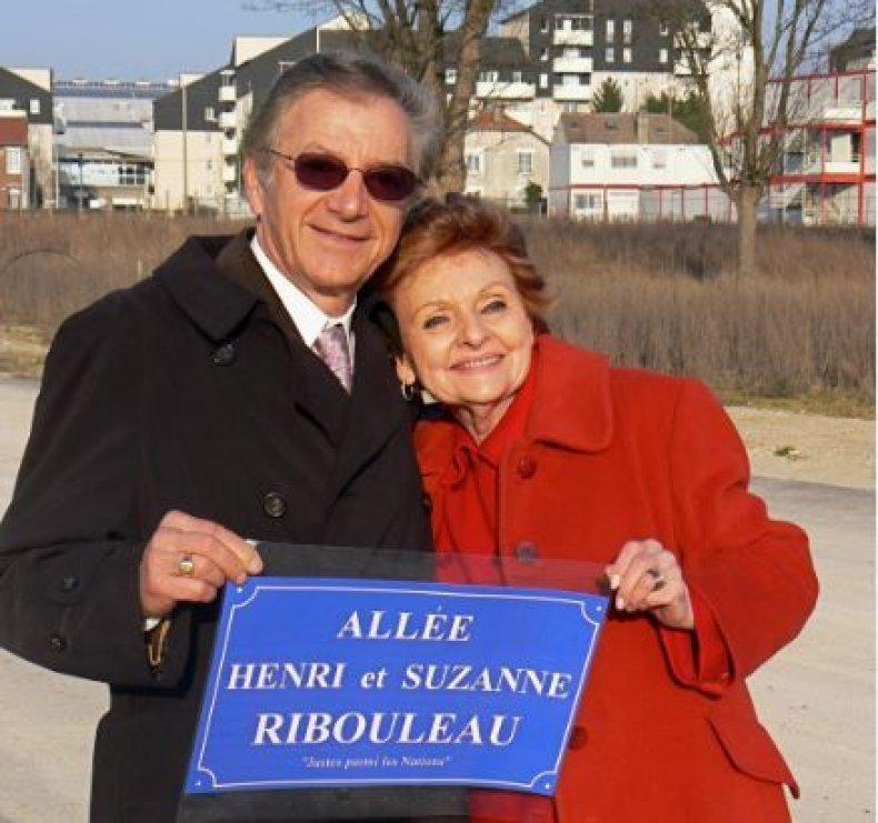 Leon and Rachel malmed trump hitler holocaust