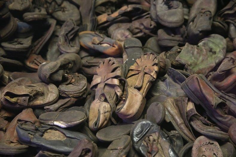 holocaust children death