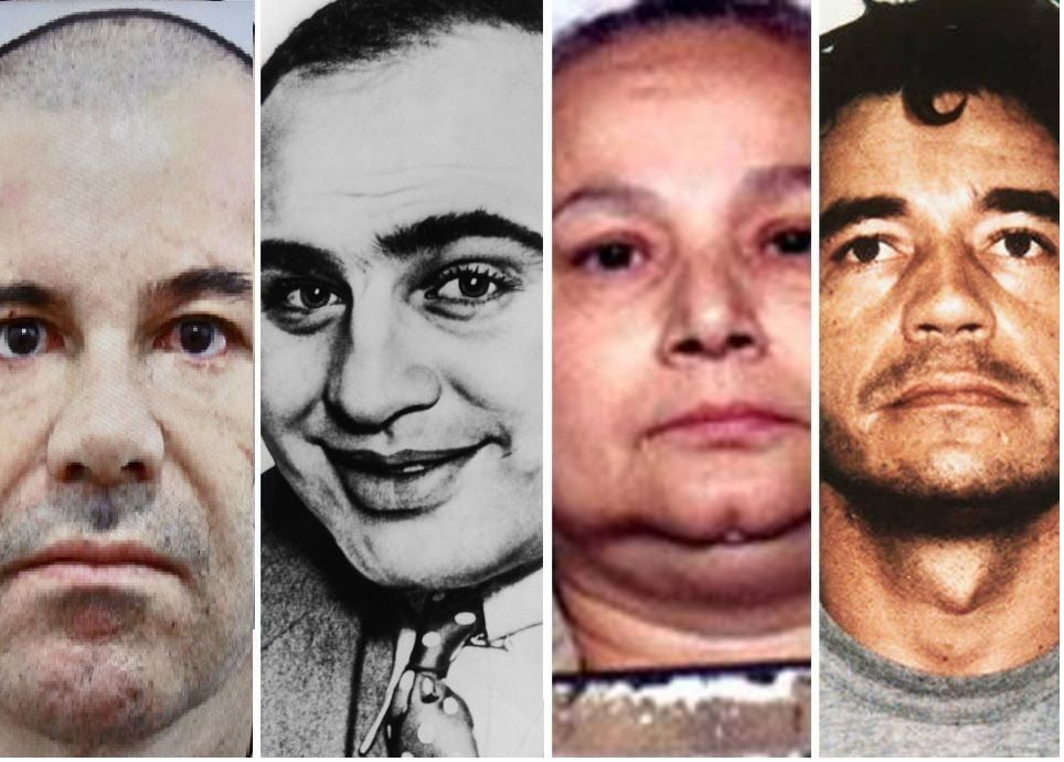 The 25 Richest Criminals Of All Time