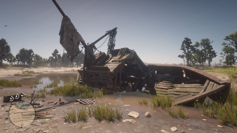Red Dead Redemption 2_pirate-ship