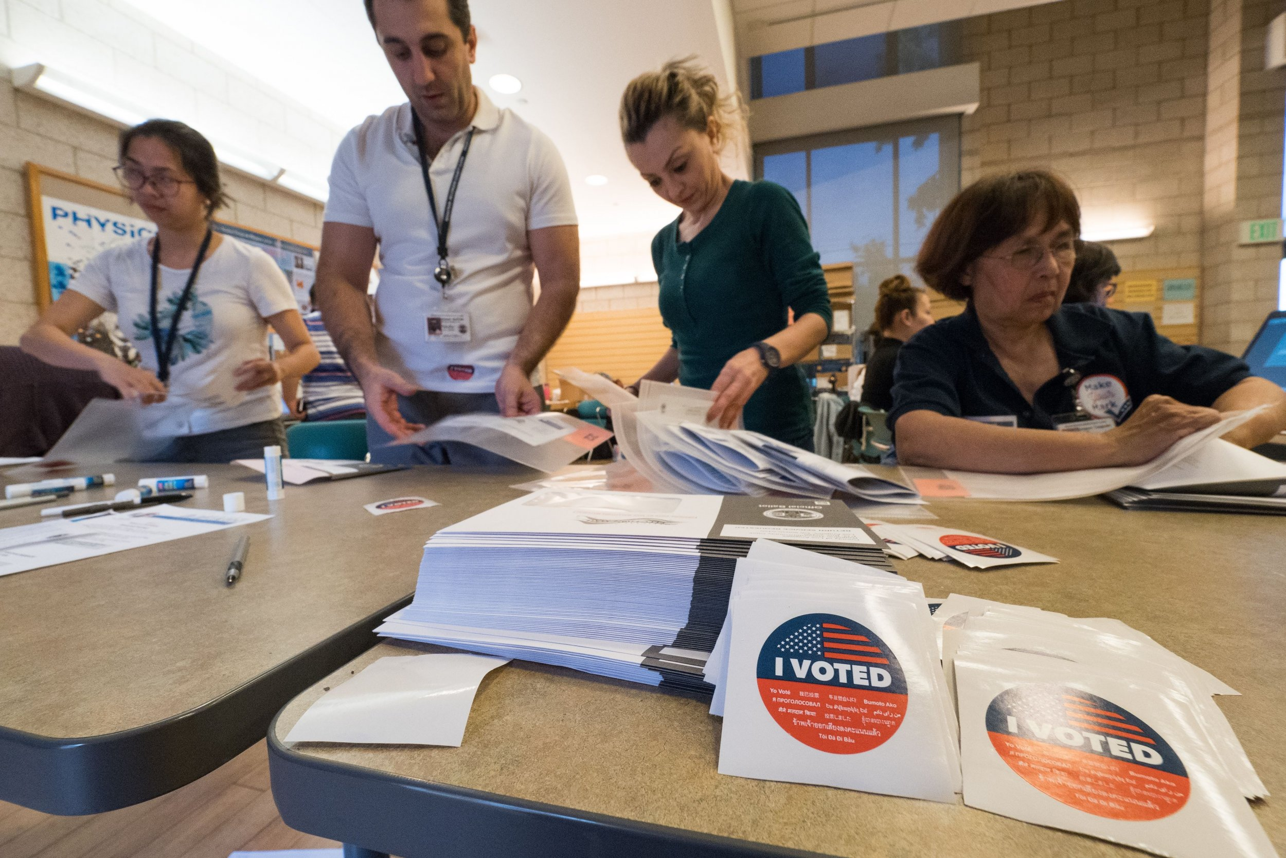 where to vote, ballot, photo id, midterm elections 2018
