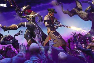 Fortnite Team Terror