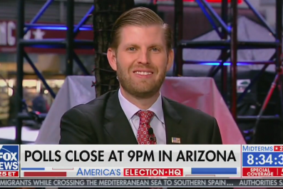 Eric Trump Fox