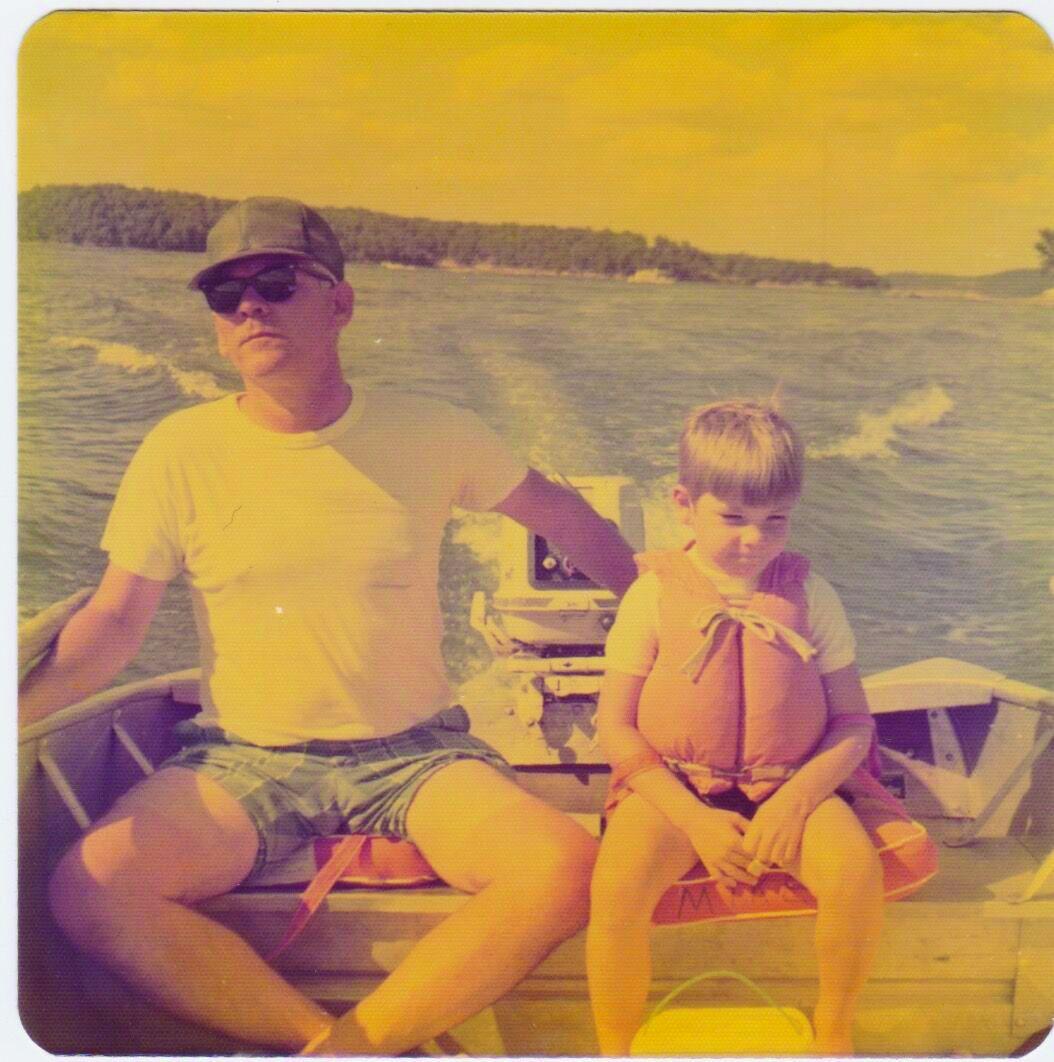 Jeff Tweedy and dad
