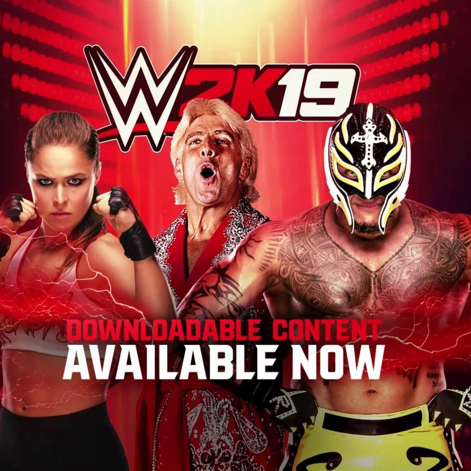WWE 2K19' DLC: Pre-order Bonuses Now Available As Separate