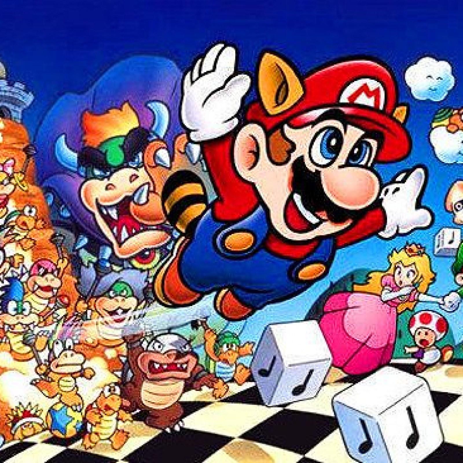 Super Mario Bros Animated Movie Eyeing 2022 Release
