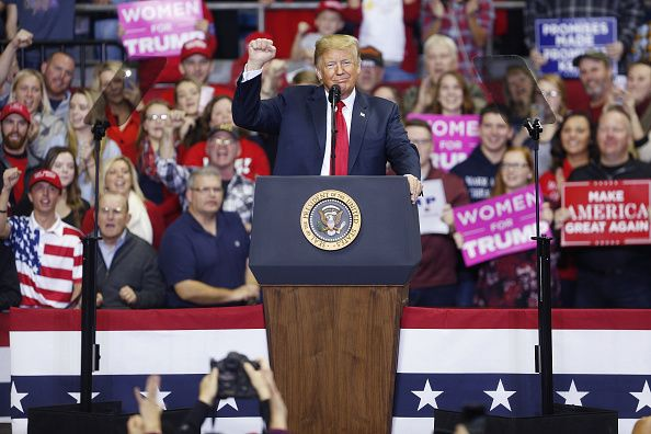 2020 election odds Donald Trump