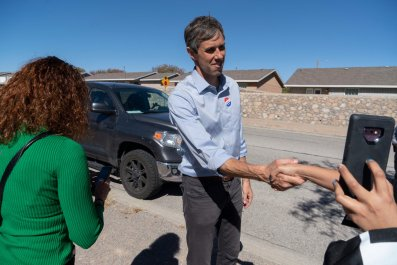 beto o'rourke, texas, voters