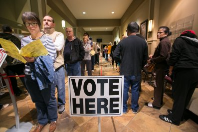 Georgia Election Problems