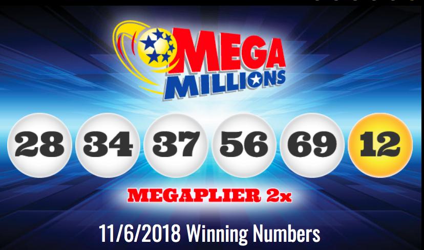 Mega Millions 11/6/18