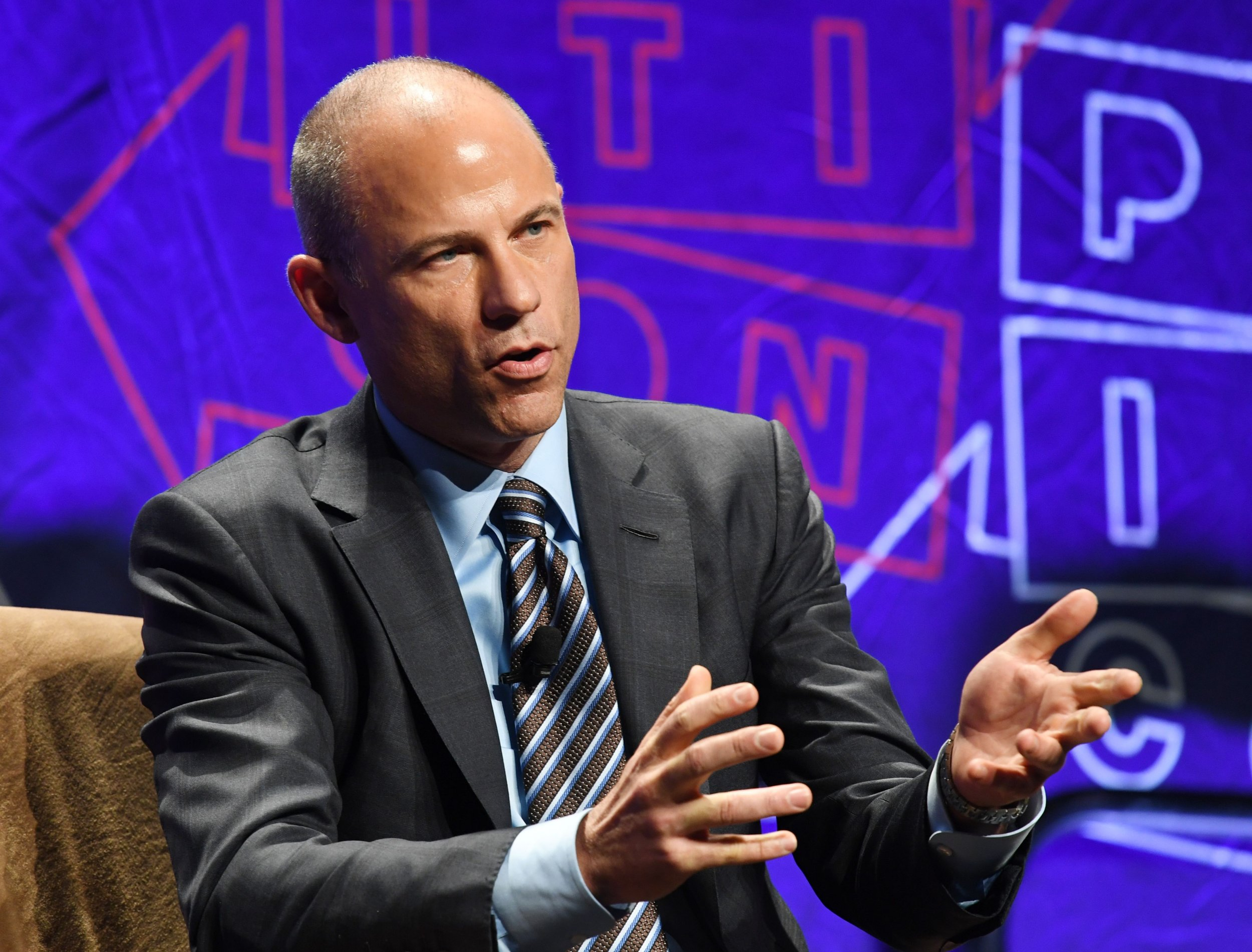 Michael Avenatti: Election Results Confirm Democrats Who Fight 'Fire With Fire' Win