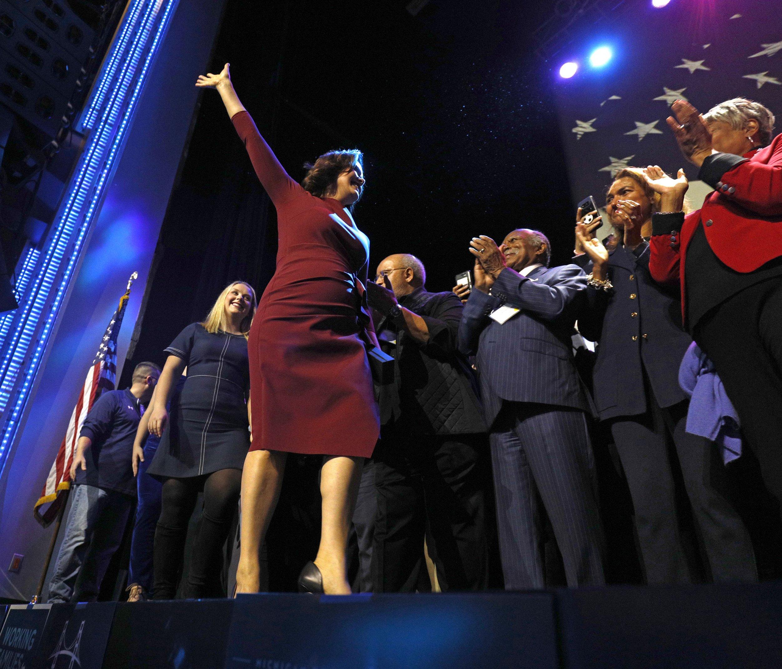 Who Is Gretchen Whitmer? Michigan's New Democratic ...