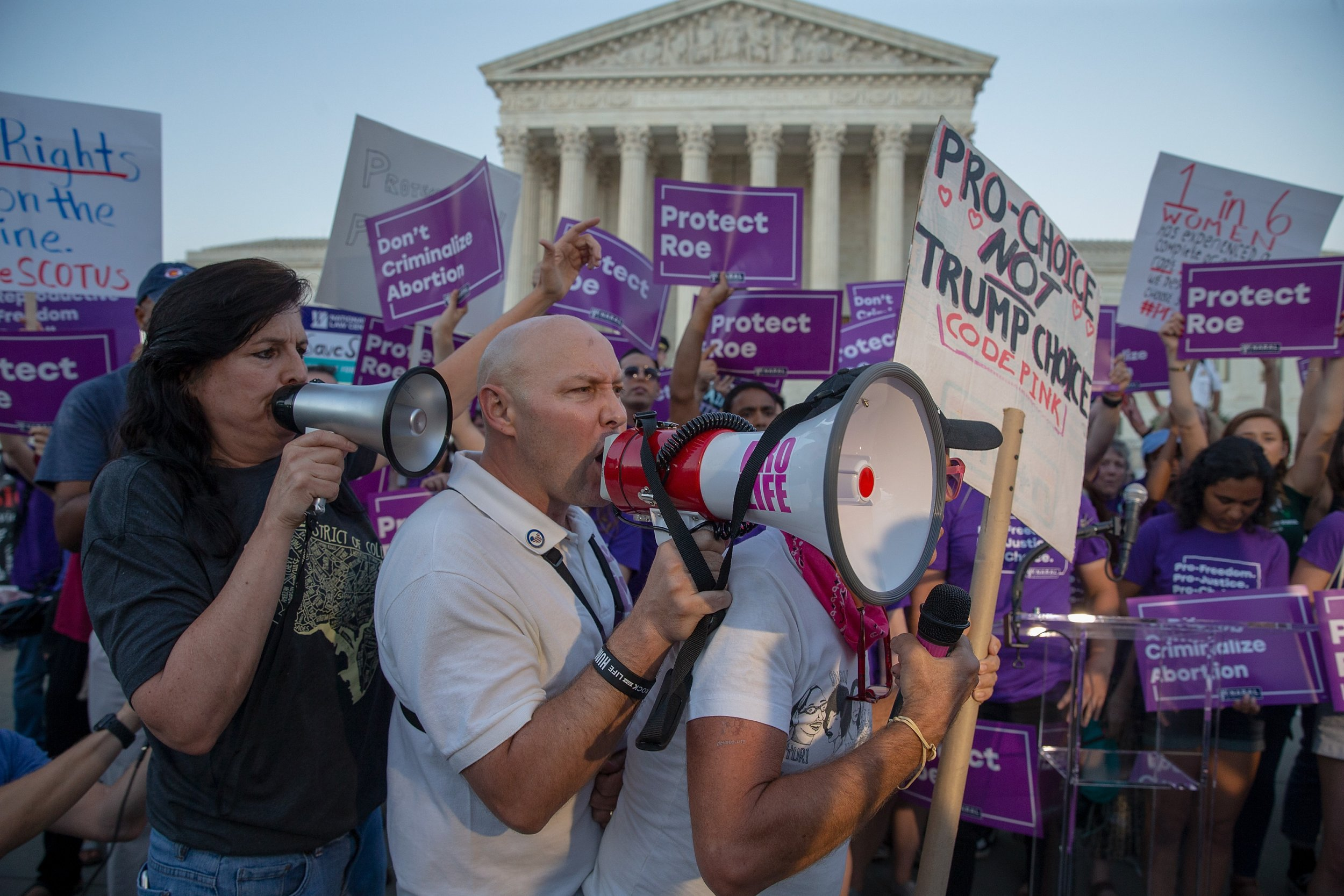 Alabama, West Virginia Voters Approve Anti-Abortion Amendments In Hopes Roe V. Wade Will Be Overturned