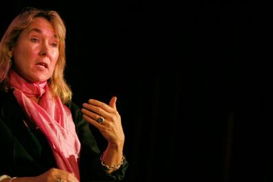 Leslie Cockburn Lost Midterm Election to 'Bigfoot Erotica' Fan