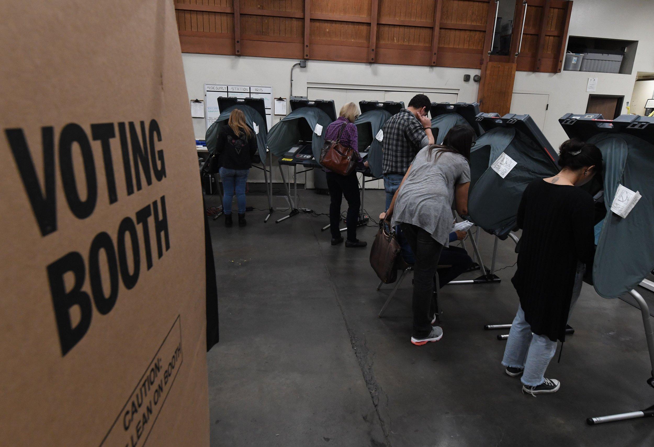 republican holocaust denier midterms, vote, illinois