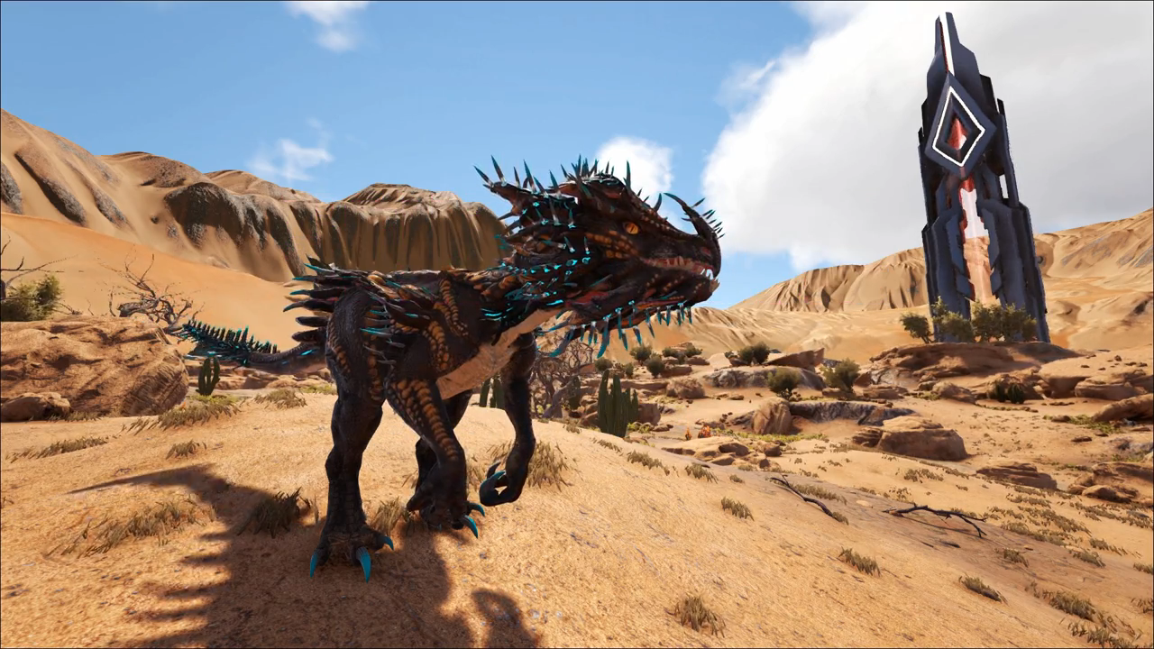 ARK' Extinction Dino & Creature Guide - How to Tame Gasbags
