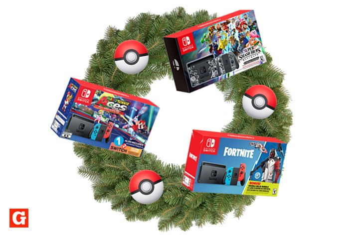 nintendo holiday guide