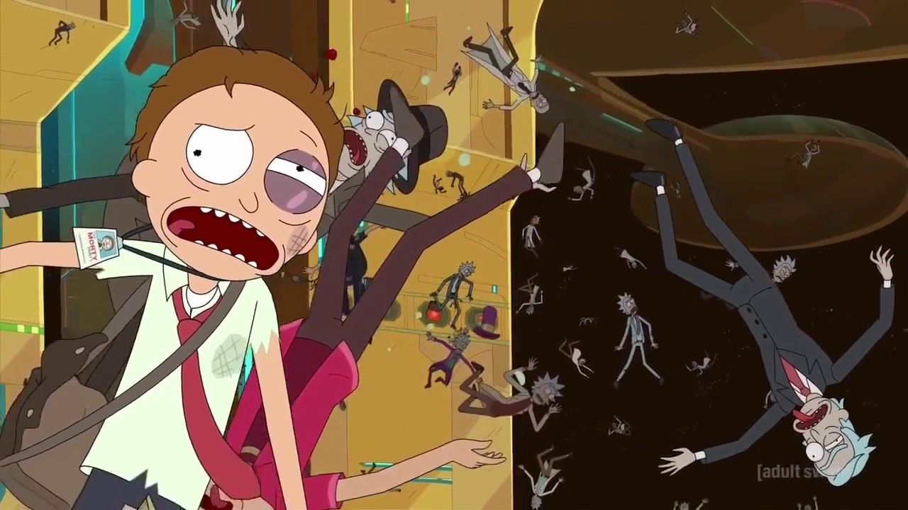 'Rick and Morty' Season 4 Reveals How Evil Morty and His ...