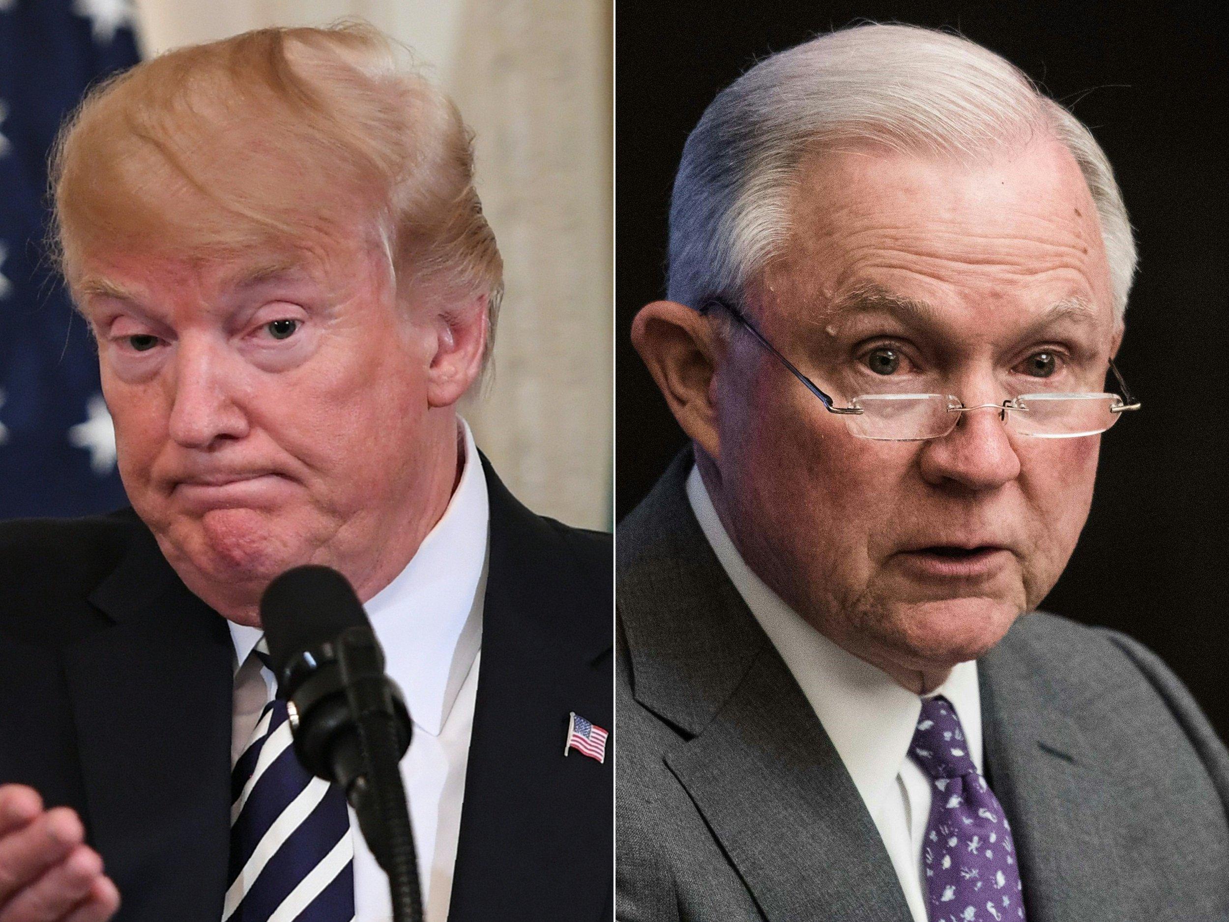 Sessions/Trump