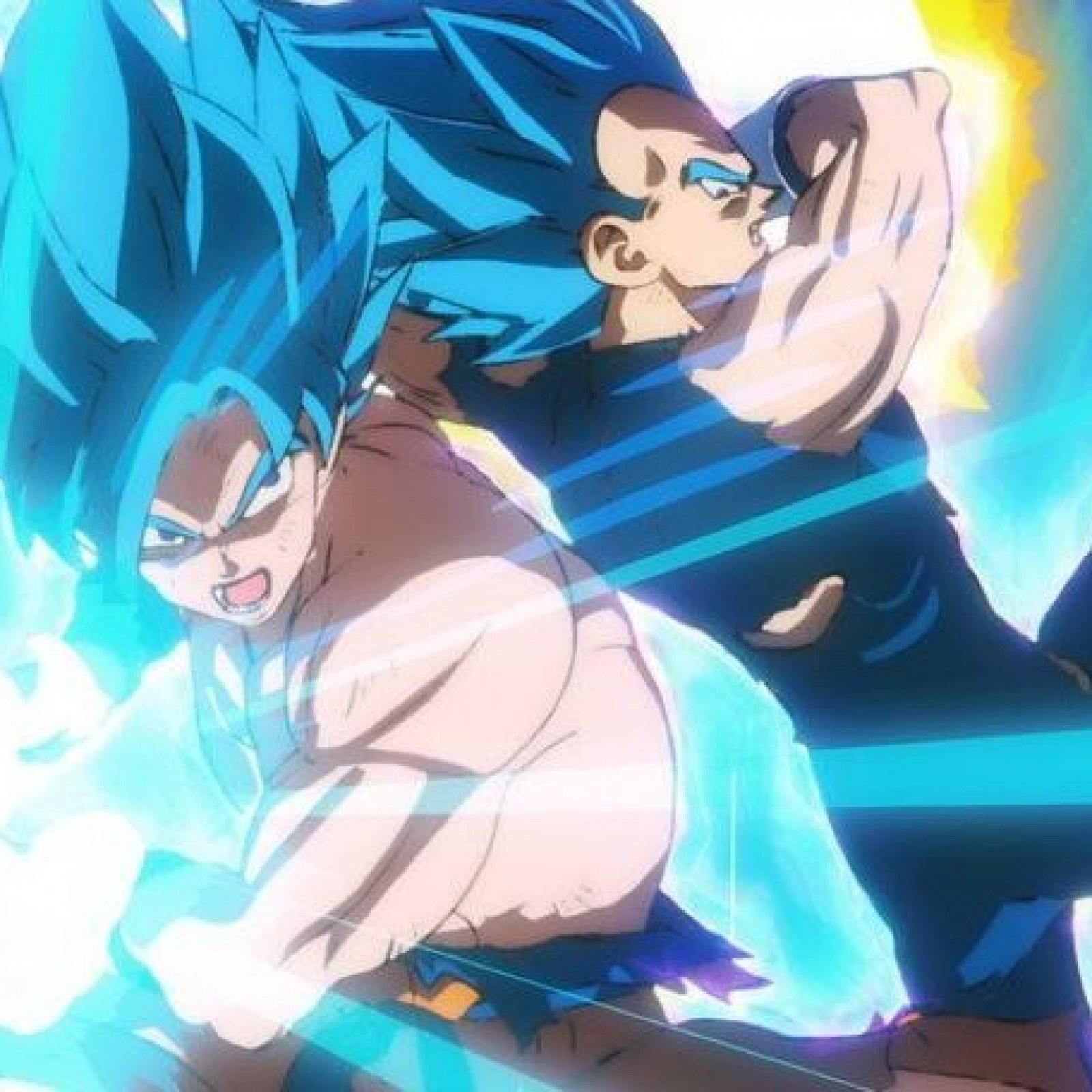 New Dragon Ball Super Broly Clip Reveals Gogeta In Action
