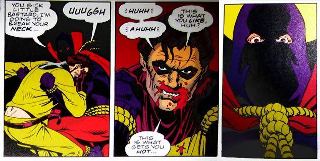 watchmen hooded justcie death comedian