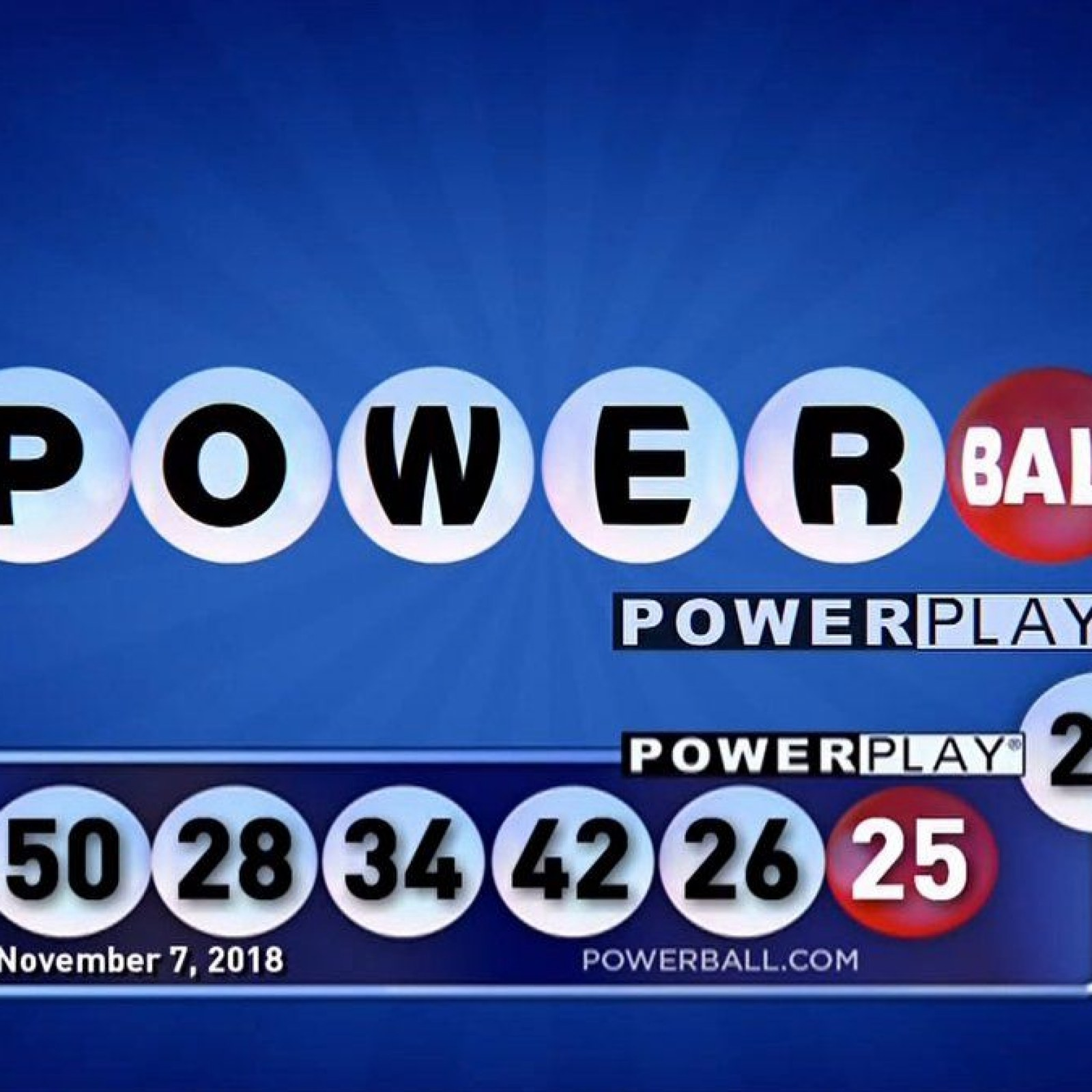 Powerball Numbers for 11/7/18: Live Results for $71 Million