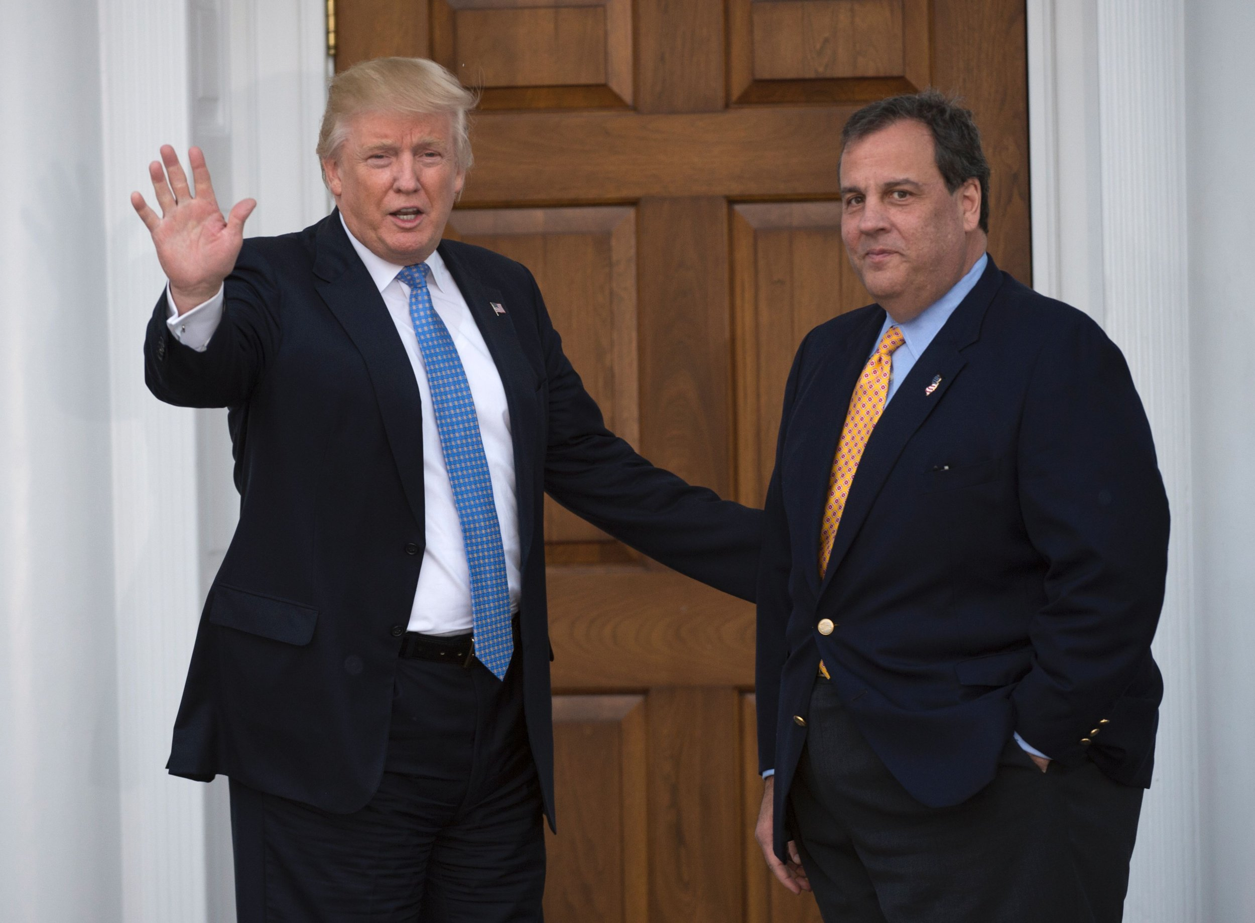 Fox News guest says he's advising Donald Trump on attorney general pick, adds Chris Christie would be perfect fit