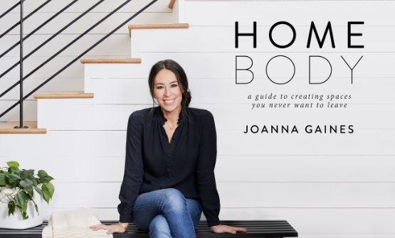 Joanna Gaines Dishes on New Book and Career in Home Design