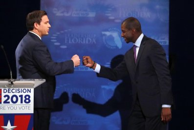 Gillum vs. DeSantis Results Update: Vote Gap Narrows as Recount Margin Nears