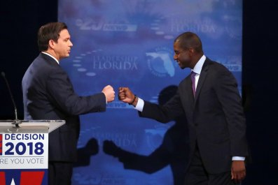 Gillum vs. DeSantis Results Update: Vote Gap Narrows as Recount Margin Nears