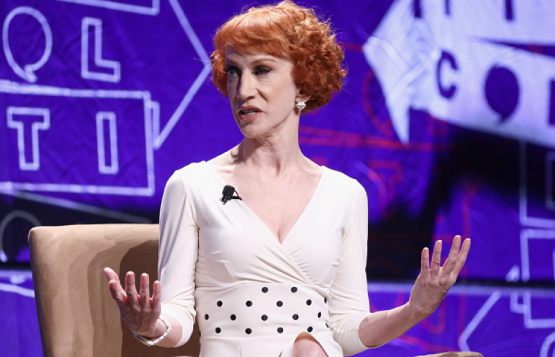 Kathy Griffin Announces Breakup From Randy Brick