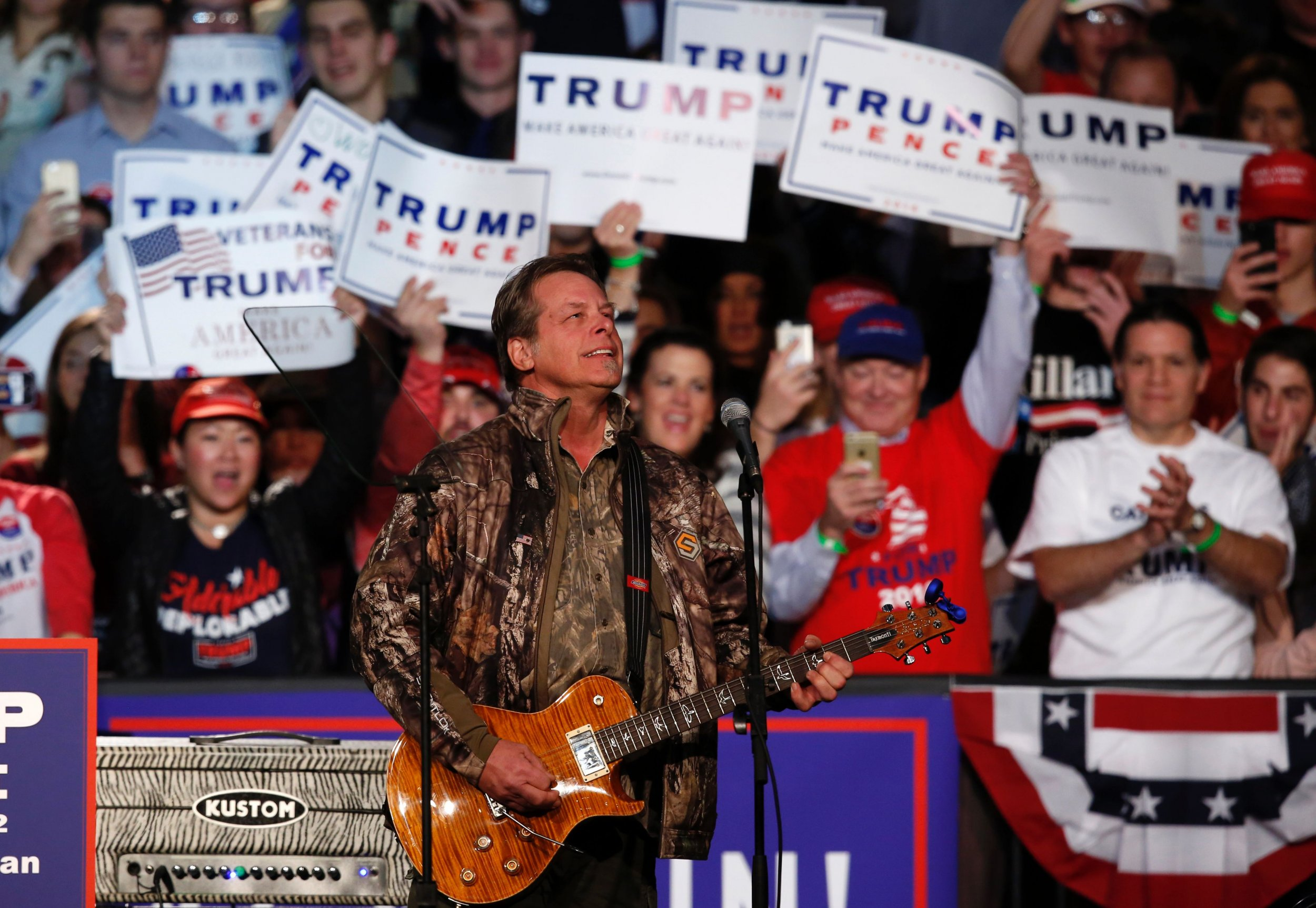 849bfd1d2 Michigan Turned into 'California Shithole,' Ted Nugent Says After ...