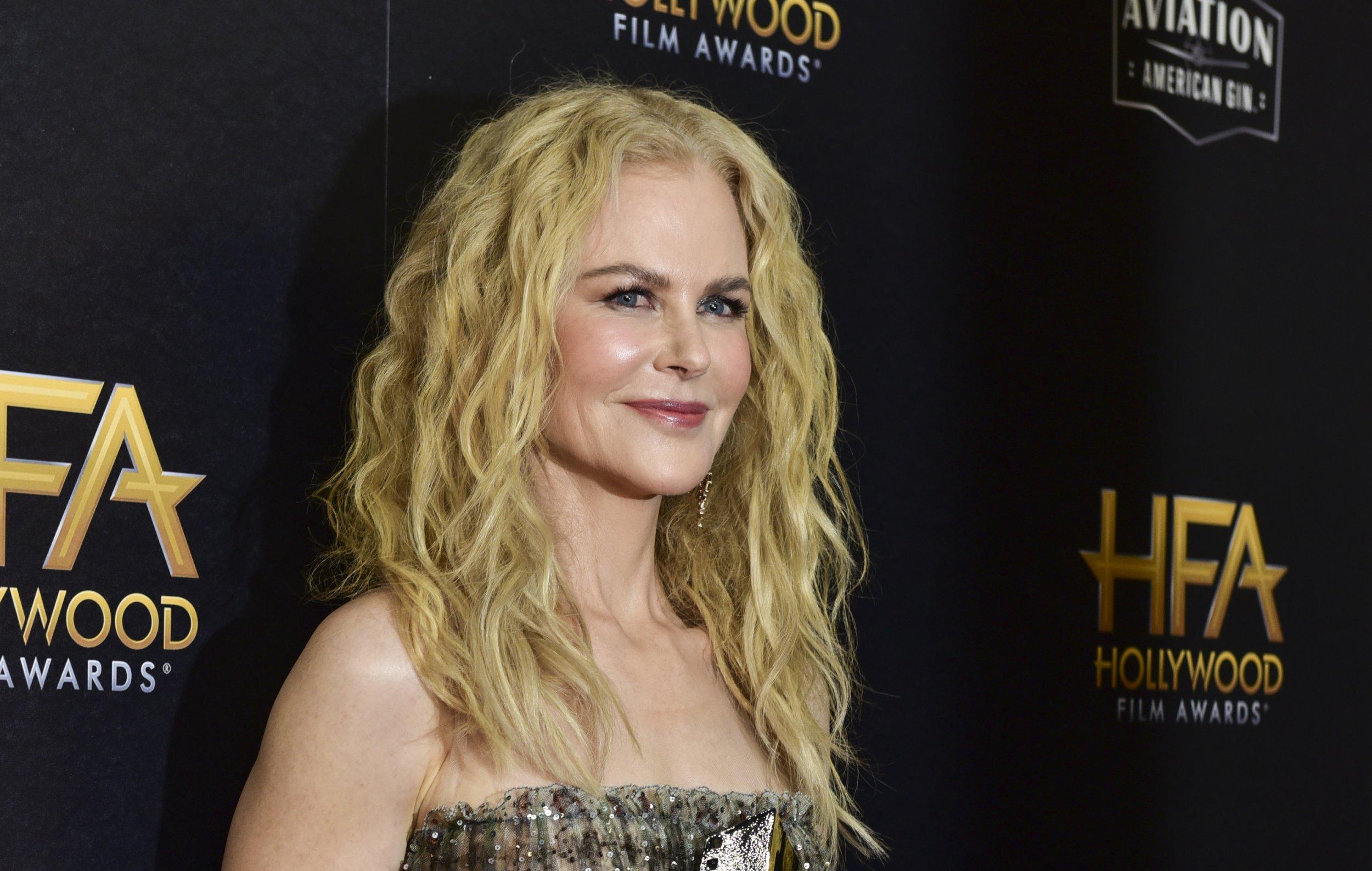 Nicole Kidman on Children With Tom Cruise