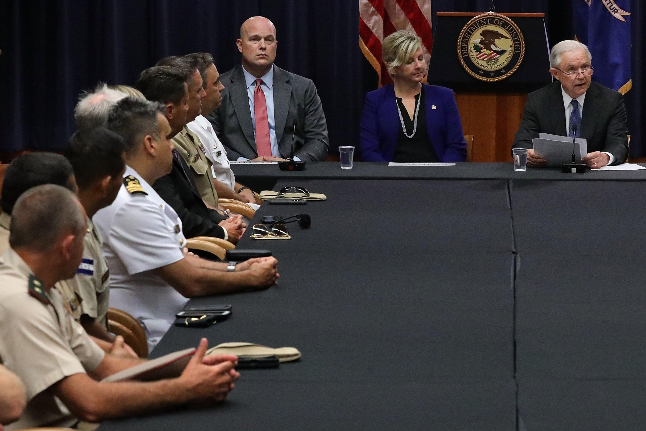 matthew whitaker attorney general asylum rule