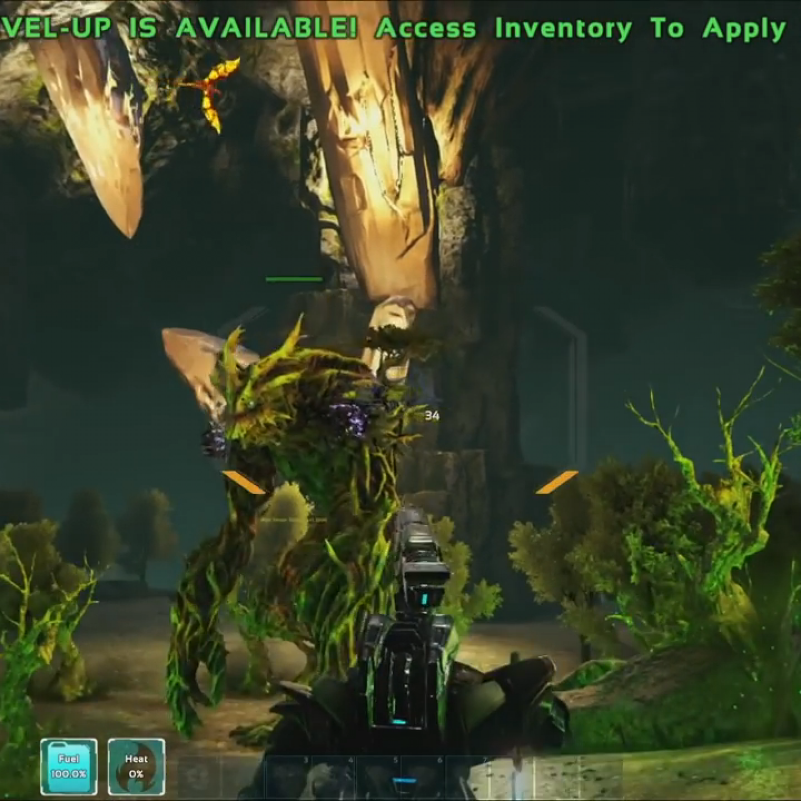 ARK' Extinction Titan Taming Guide - How to Tame Forest, Ice