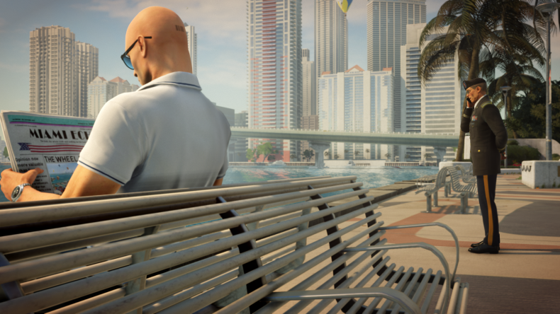 Hitman 2 Release Time When Can I Download The Game On Ps4 Xbox