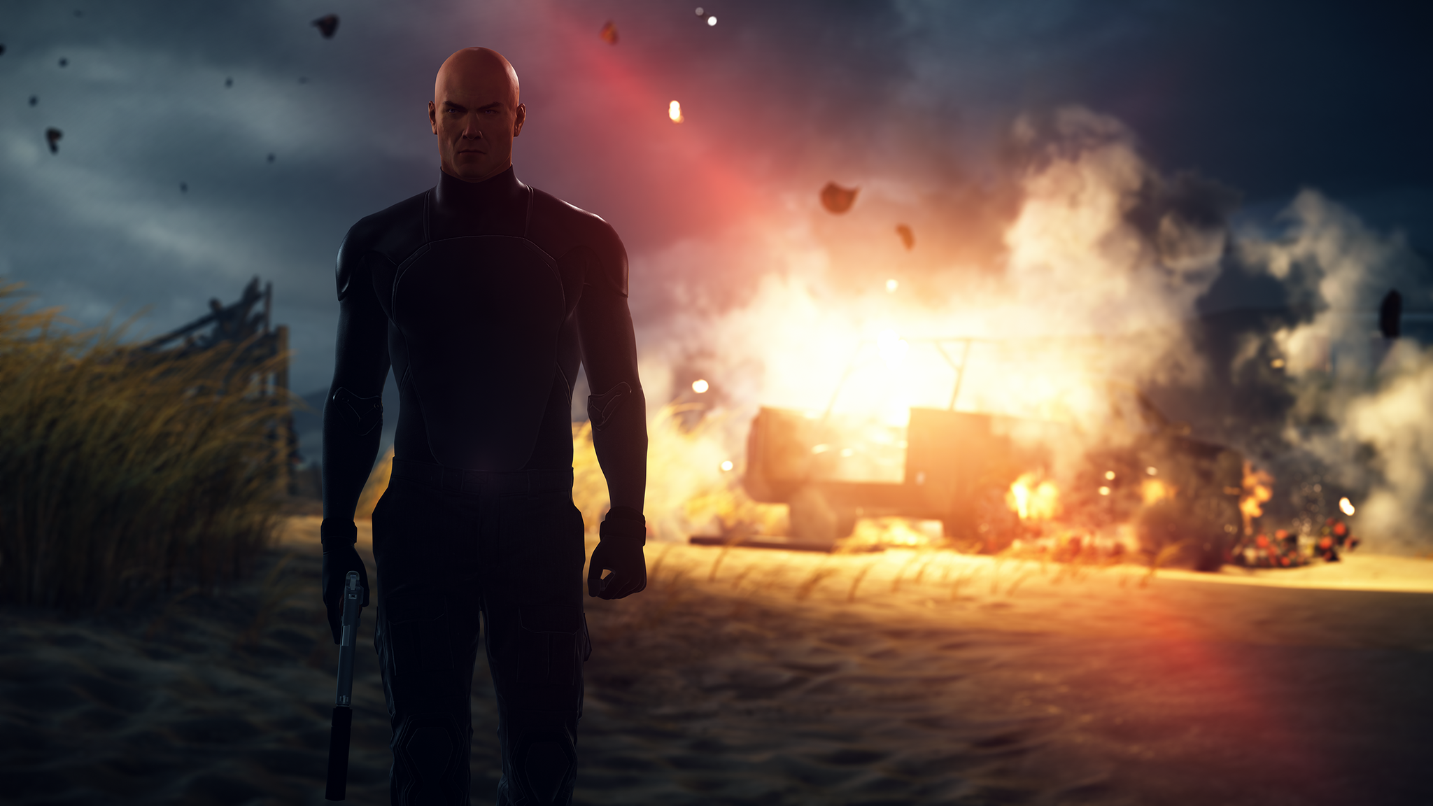 hitman 2 review ps4 xbox pc header