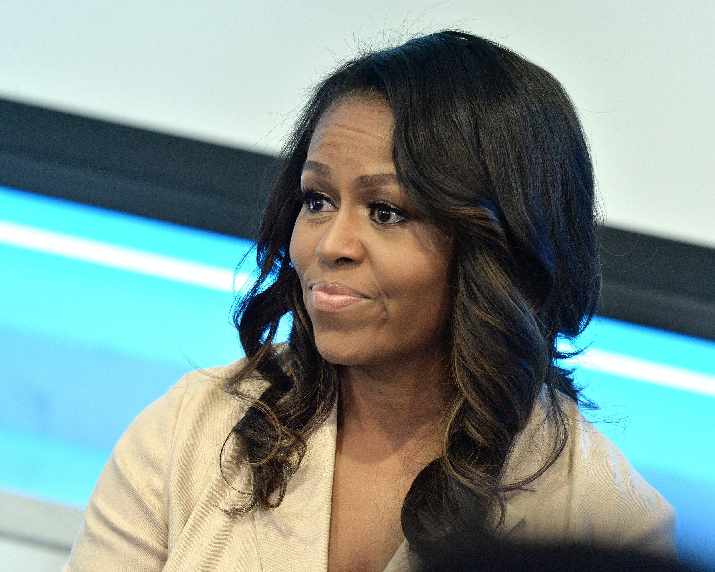 Michelle Obama Ivf