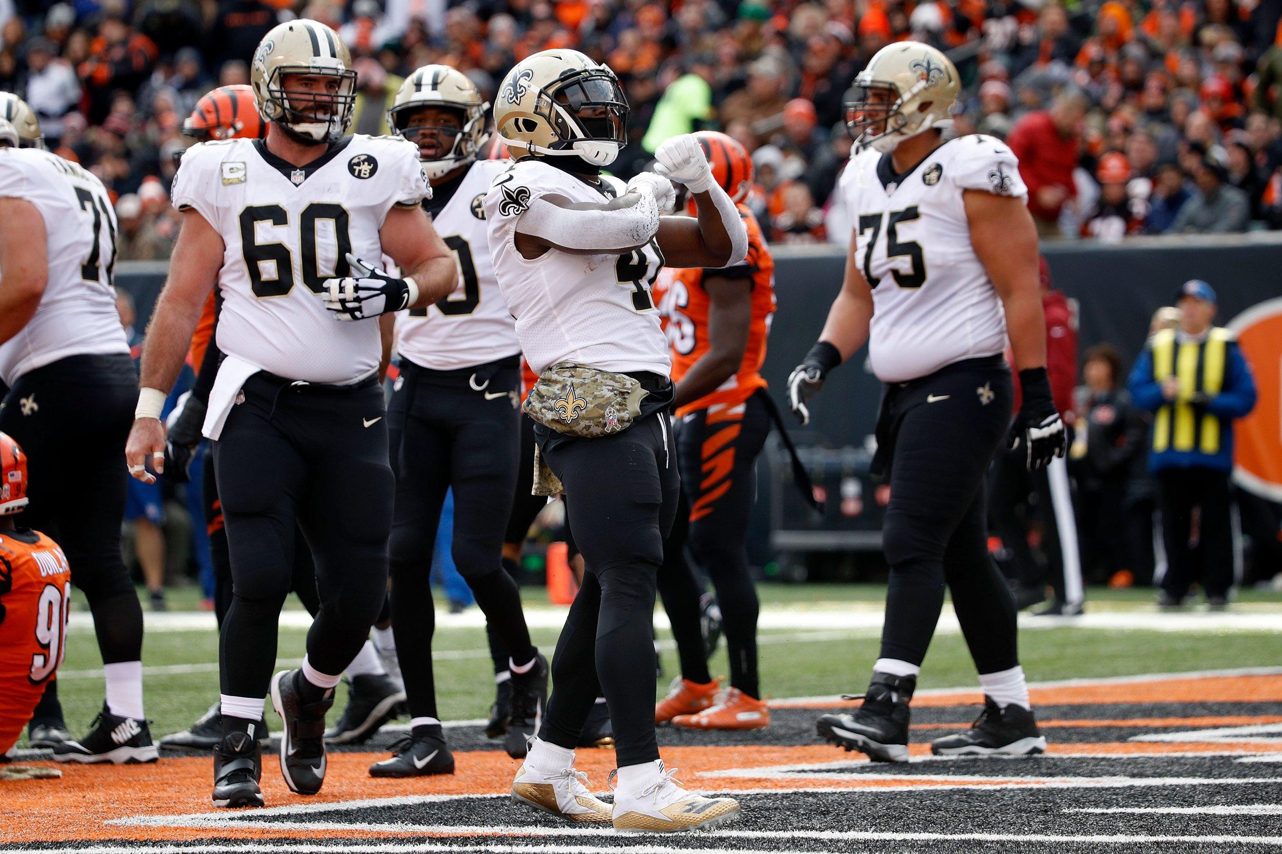 Saints Vs Panthers Monday Night Football Info Odds Predictions