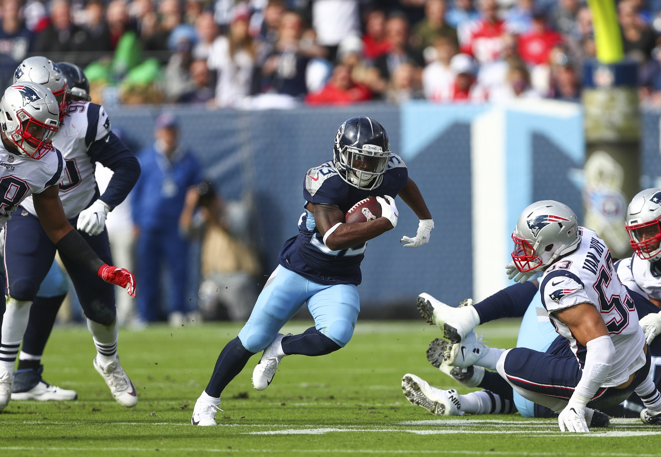 e512e7dc Why Did the Patriots Get Blown Out by the Titans? 'When You Go Cheap ...