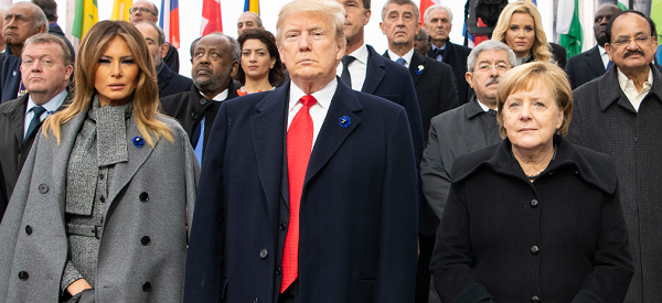 Why Donald Trump Didn't Visit Military Cemetery in France