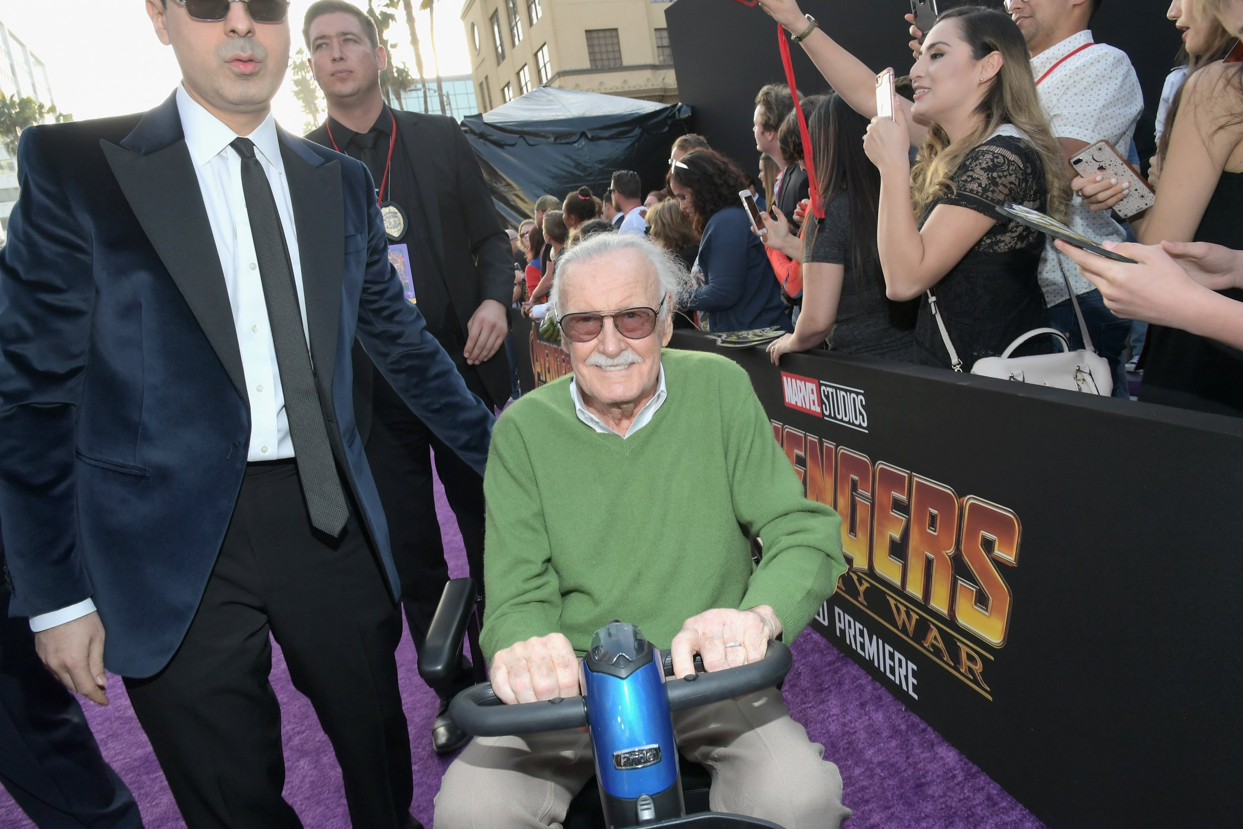 Stan Lee Quotes Legendary Comic Book Creator Dies At 95