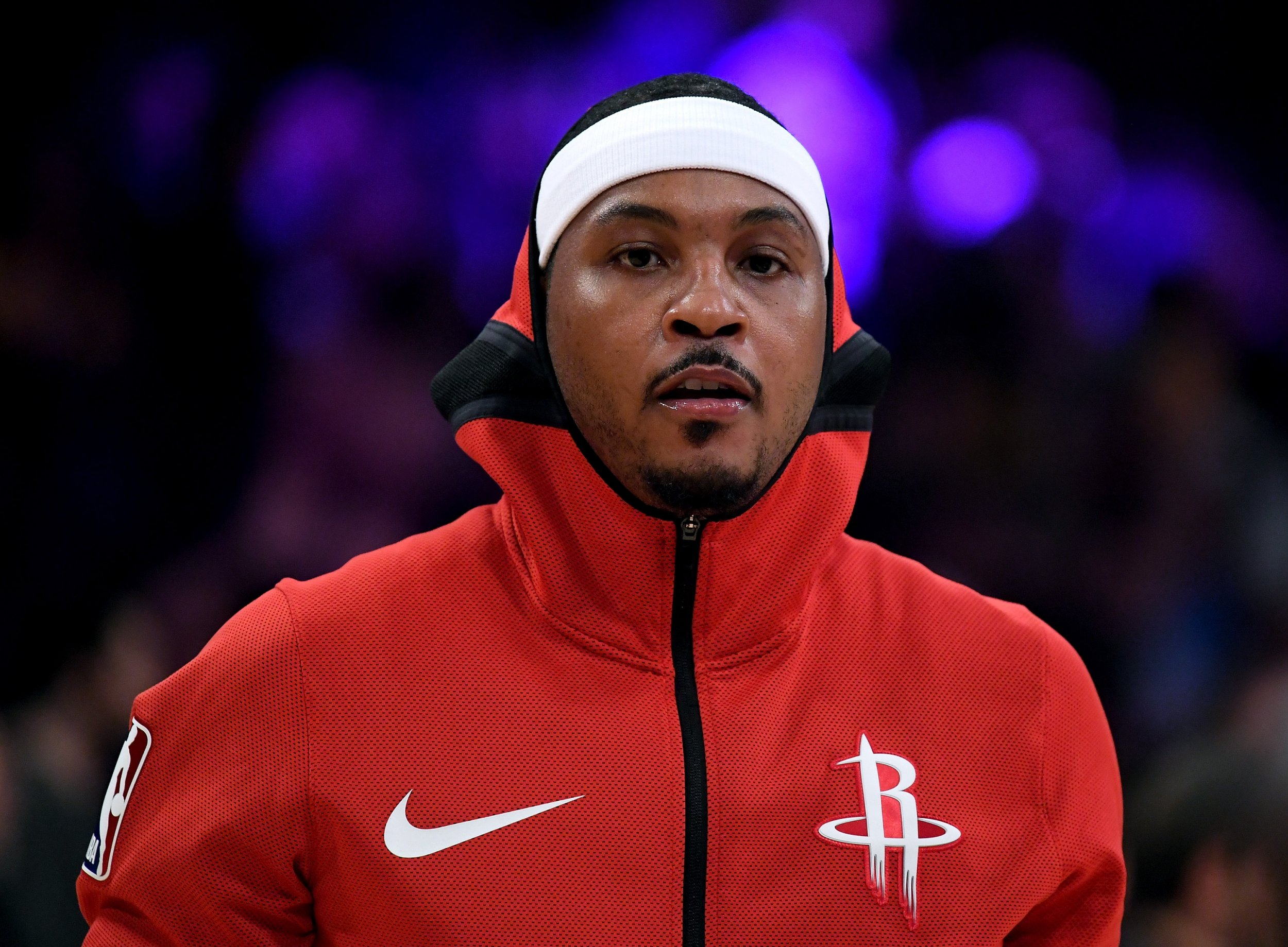 e9394f492b2a Carmelo Anthony to Lakers  Los Angeles Not Interested Despite LeBron James   Request  Report